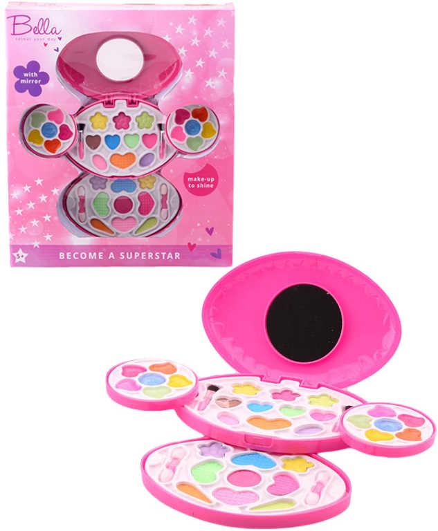 Bella make up dětský set se zrcátkem a doplňky