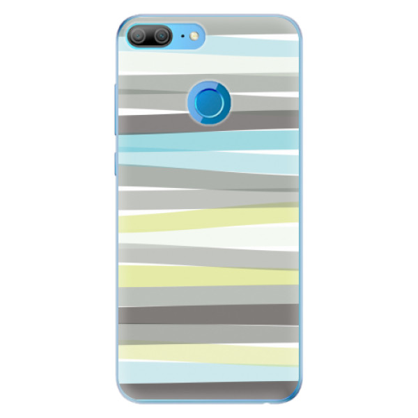 Odolné silikonové pouzdro iSaprio - Stripes - Huawei Honor 9 Lite