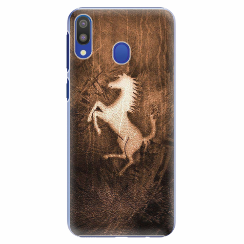 Plastový kryt iSaprio - Vintage Horse - Samsung Galaxy M20
