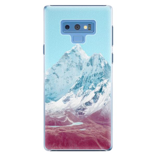Plastové pouzdro iSaprio - Highest Mountains 01 - Samsung Galaxy Note 9