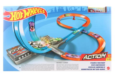 Hot Wheels Velká závodní dráha GGF92