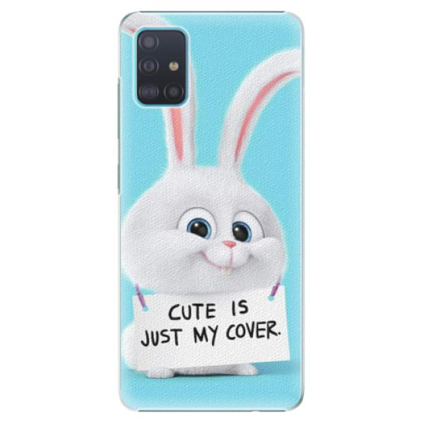 Plastové pouzdro iSaprio - My Cover - Samsung Galaxy A51