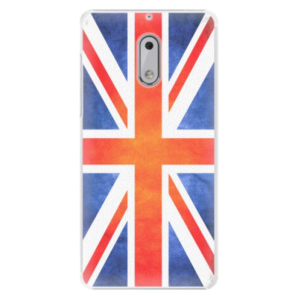Plastové pouzdro iSaprio - UK Flag - Nokia 6