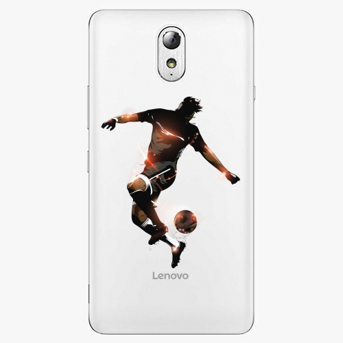 Plastový kryt iSaprio - Fotball 01 - Lenovo P1m