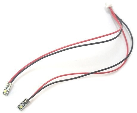 Horní LED pásek SYMA X25 PRO-11