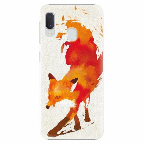 Plastový kryt iSaprio - Fast Fox - Samsung Galaxy A20e
