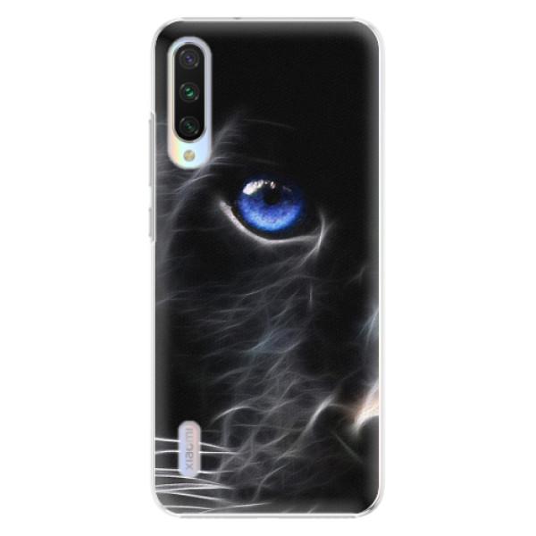 Plastové pouzdro iSaprio - Black Puma - Xiaomi Mi A3