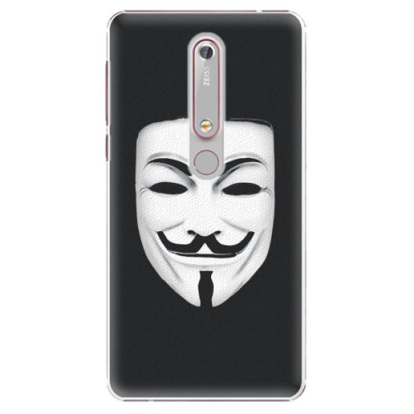 Plastové pouzdro iSaprio - Vendeta - Nokia 6.1
