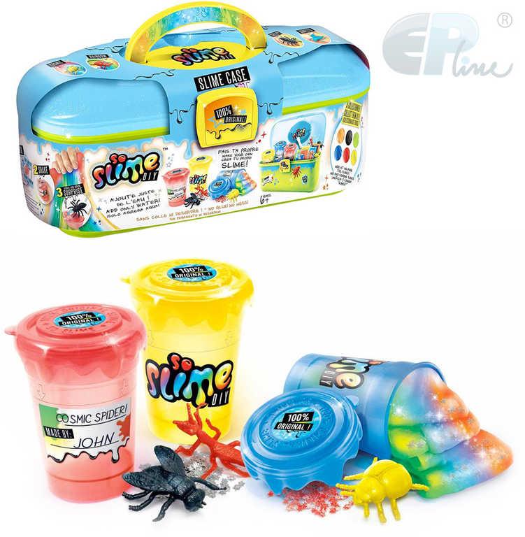 EP Line So Slime kufřík pro kluky velký kreativní set výroba slizu