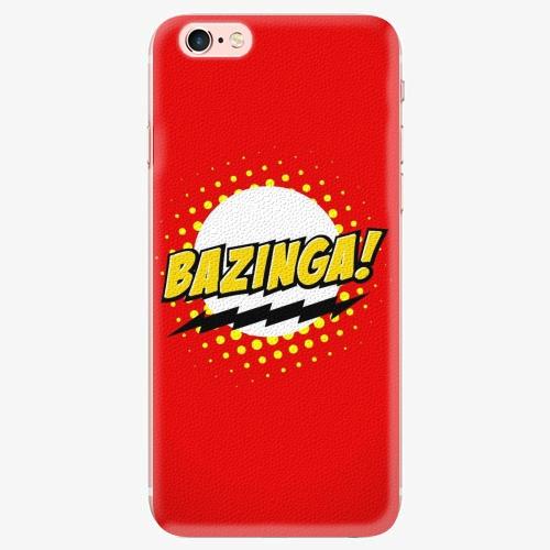 Silikonové pouzdro iSaprio - Bazinga 01 - iPhone 7