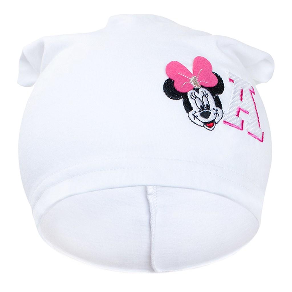 Podzimní dětská čepička New Baby Minnie