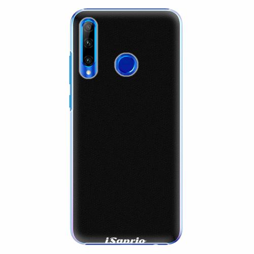Plastový kryt iSaprio - 4Pure - černý - Huawei Honor 20 Lite