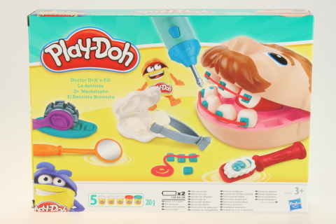 Play Doh Zubař TV 1.3. - 30.6.2018