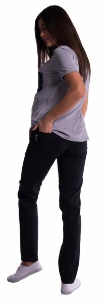 be-maamaa-tehotenske-kalhoty-s-mini-tehotenskym-pasem-cerne-vel-4xl-4xl
