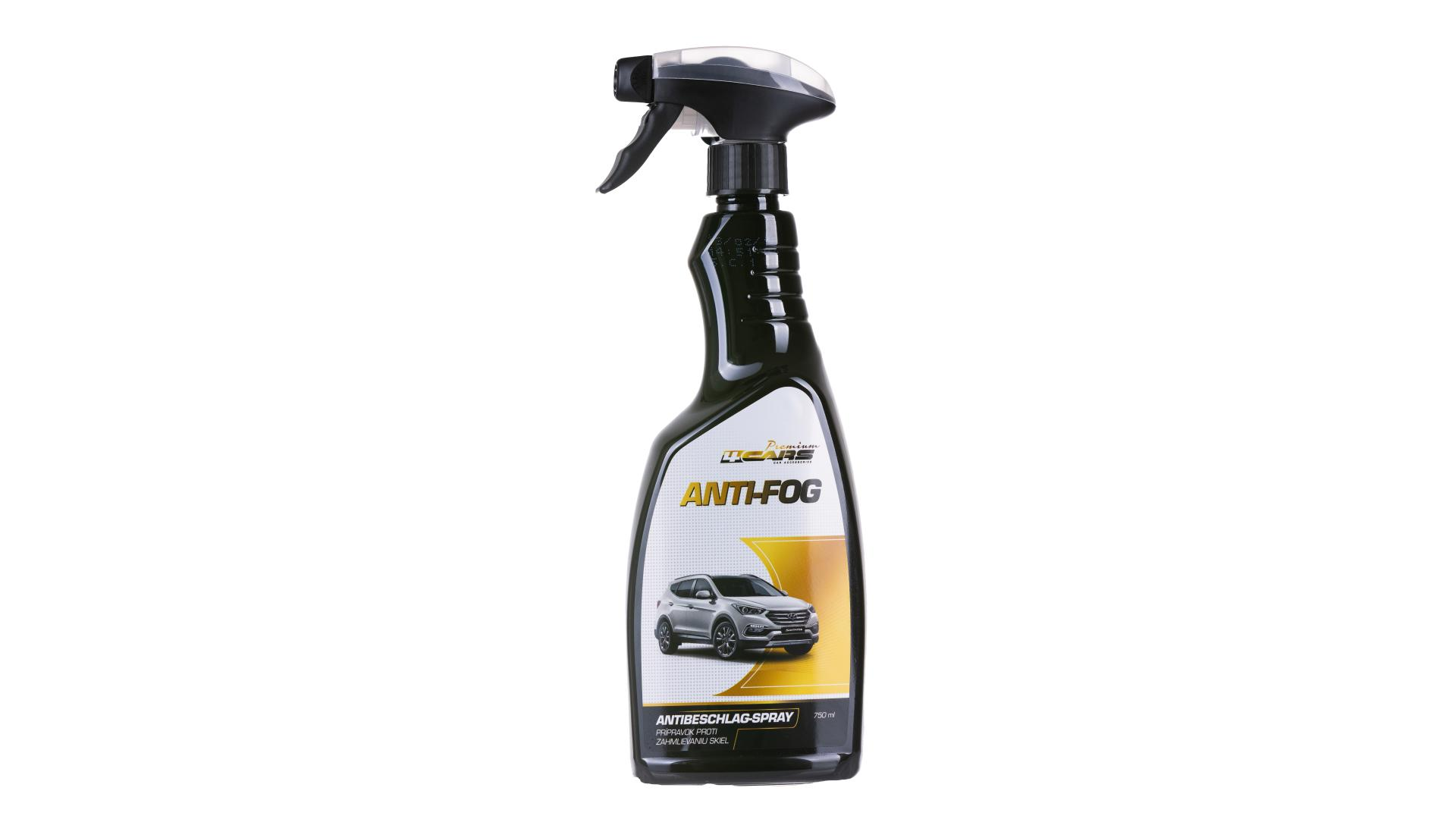 4CARS Glass antifog - 750ml/pump