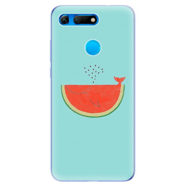 Odolné silikonové pouzdro iSaprio - Melon - Huawei Honor View 20