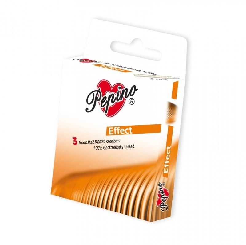 Kondomy Pepino - Effect