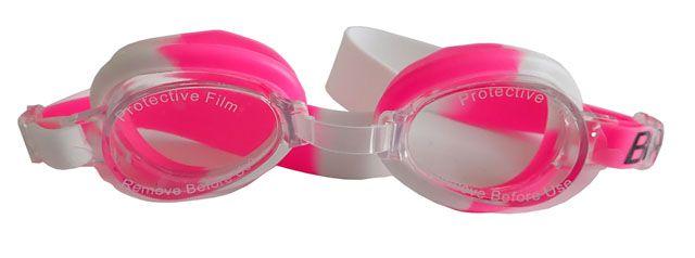 Juniorské plavecké brýle - silikonové
