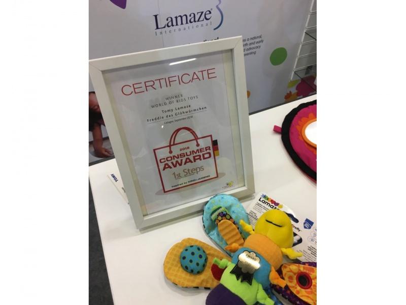 Lamaze - Světluška Freddie
