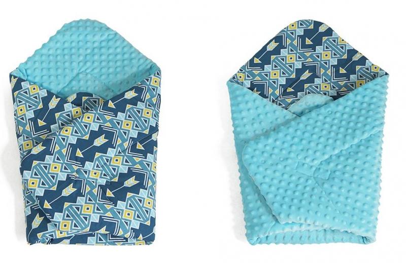 baby-nellys-oboustranna-zavinovacka-minky-ornamenty-minky-sv-modra