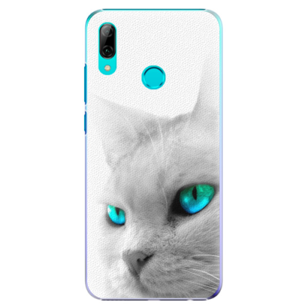 Plastové pouzdro iSaprio - Cats Eyes - Huawei P Smart 2019