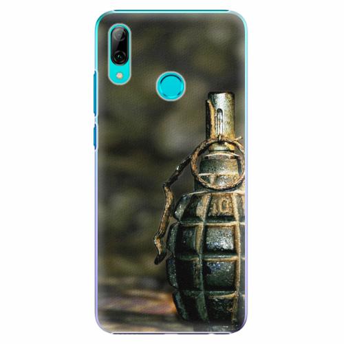 Plastový kryt iSaprio - Grenade - Huawei P Smart 2019