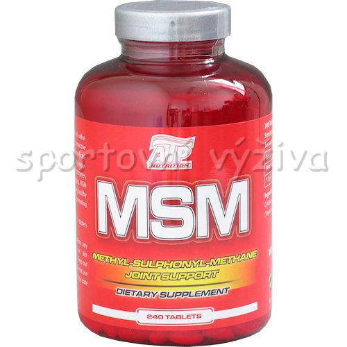MSM - Methyl Sulphonyl Methane 240 tab