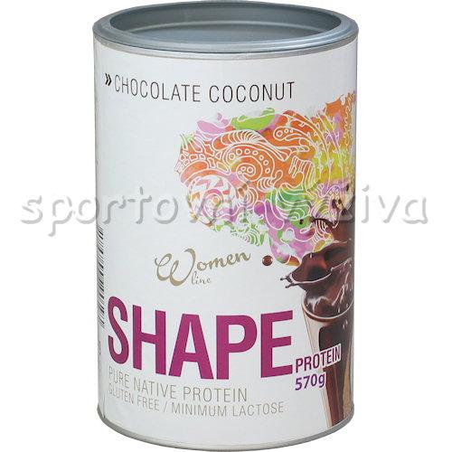 Shape shake protein - 570g-cokolada-kokos