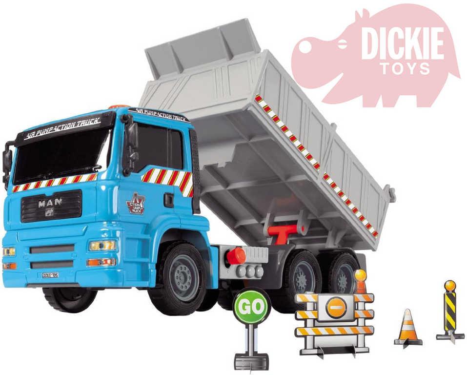 DICKIE Auto nákladní Man 28 cm