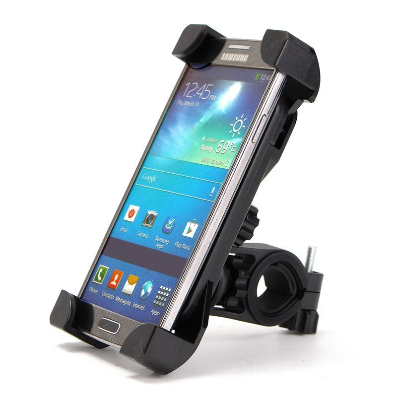 Držák mobilu na kolo