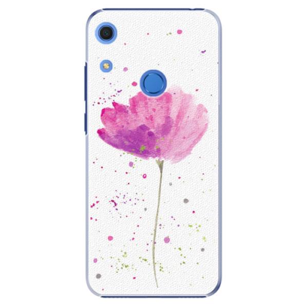 Plastové pouzdro iSaprio - Poppies - Huawei Y6s