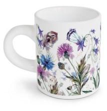 - ALBI Espresso hrnek - Květiny