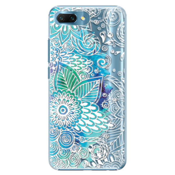 Plastové pouzdro iSaprio - Lace 03 - Huawei Honor 10