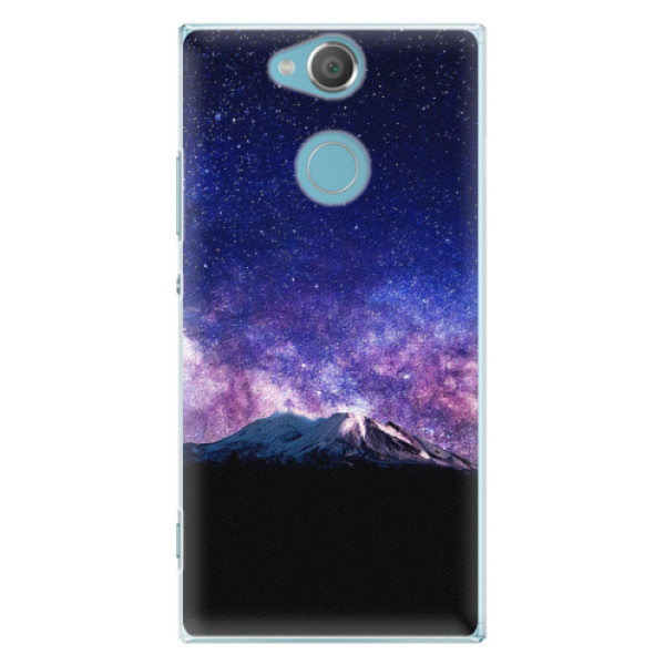 Plastové pouzdro iSaprio - Milky Way - Sony Xperia XA2