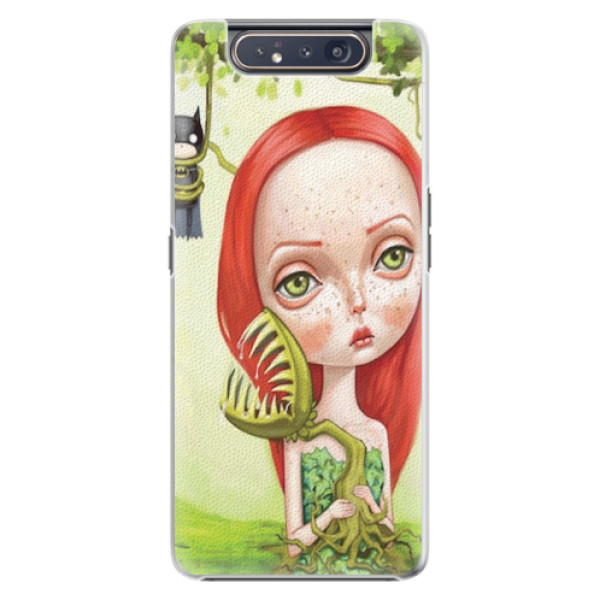 Plastové pouzdro iSaprio - Poison - Samsung Galaxy A80