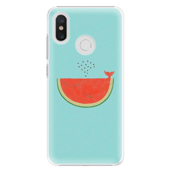Plastové pouzdro iSaprio - Melon - Xiaomi Mi 8