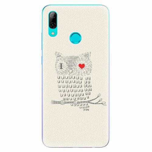 Silikonové pouzdro iSaprio - I Love You 01 - Huawei P Smart 2019