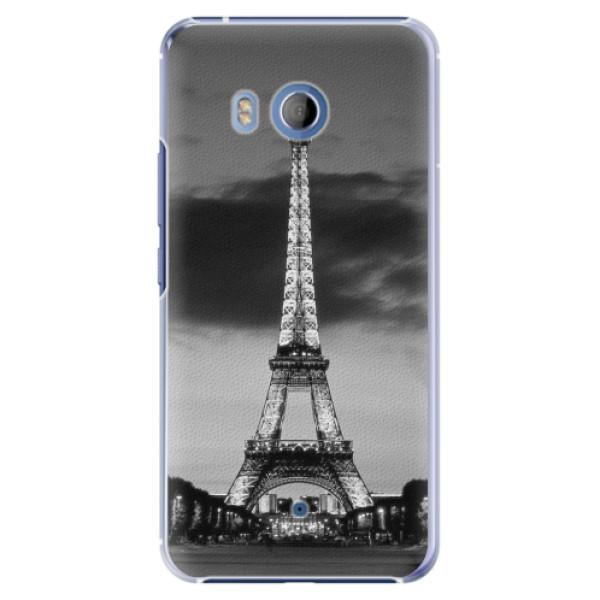 Plastové pouzdro iSaprio - Midnight in Paris - HTC U11