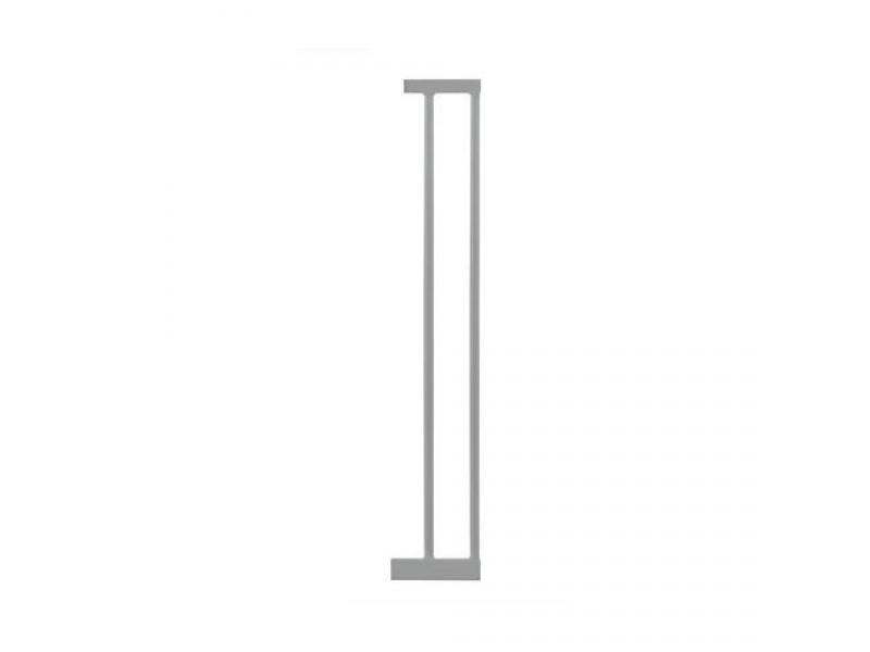 Lindam - Rozšíření dětské zábrany SS Deco14 cm-stříbrná