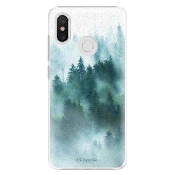 Plastové pouzdro iSaprio - Forrest 08 - Xiaomi Mi 8