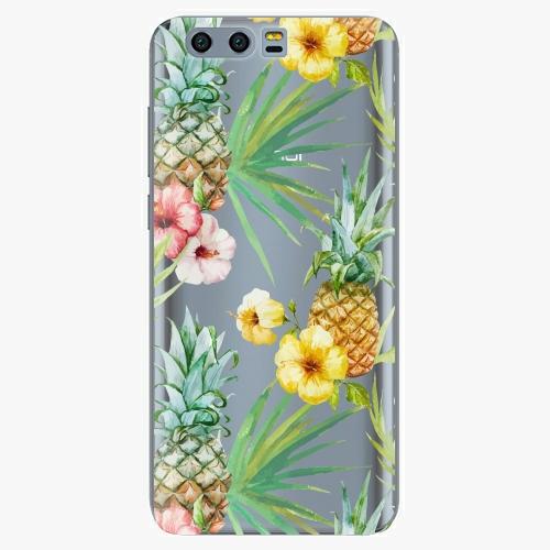Plastový kryt iSaprio - Pineapple Pattern 02 - Huawei Honor 9