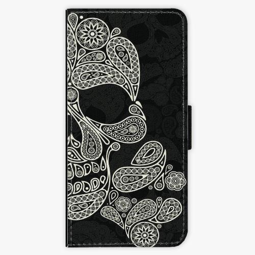 Flipové pouzdro iSaprio - Mayan Skull - Samsung Galaxy A3 2017