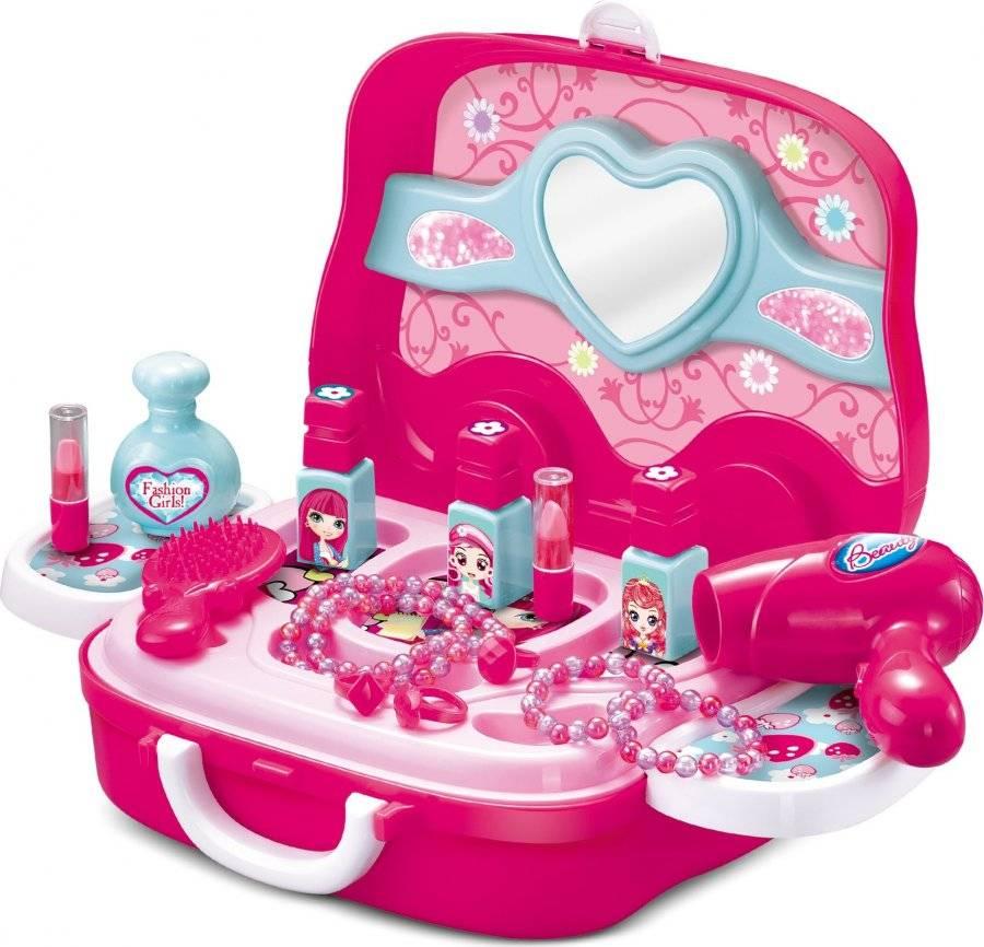 Hračka 60026117 G21 Dětský kufřík s kosmetikou