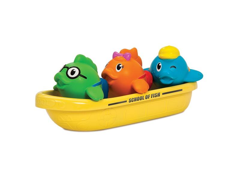 Munchkin - Rybí školka