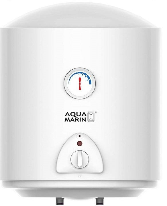 Elektrický zásobník na horkou vodu 30 l, bílý