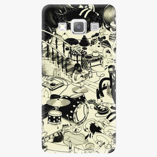 Plastový kryt iSaprio - Underground - Samsung Galaxy A3