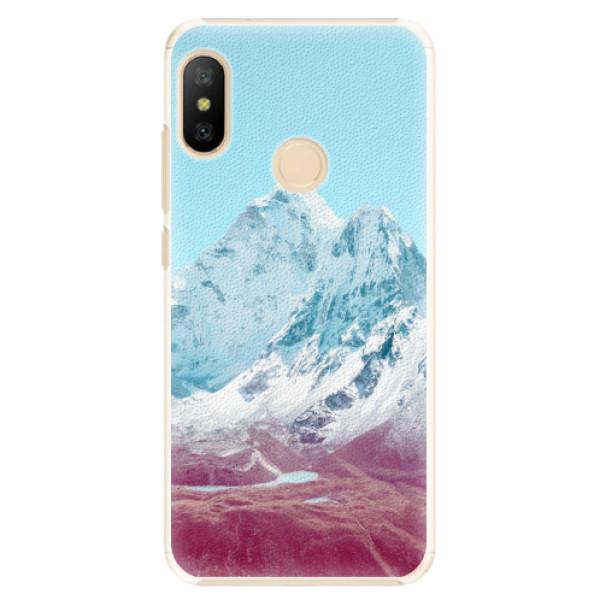Plastové pouzdro iSaprio - Highest Mountains 01 - Xiaomi Mi A2 Lite