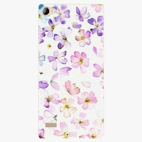 Plastový kryt iSaprio - Wildflowers - Lenovo Vibe X2