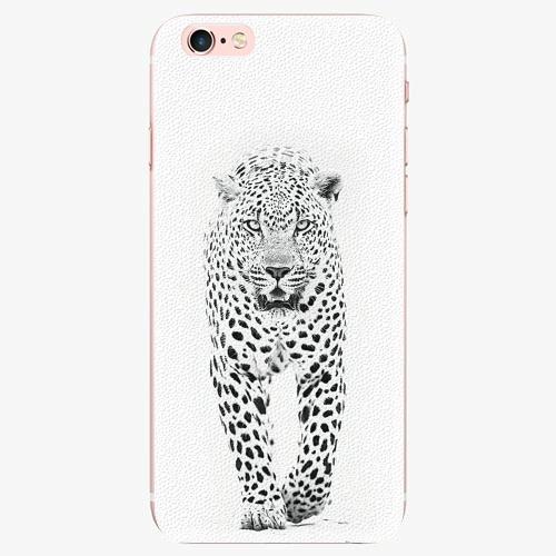 Silikonové pouzdro iSaprio - White Jaguar - iPhone 7