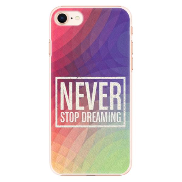 Plastové pouzdro iSaprio - Dreaming - iPhone 8